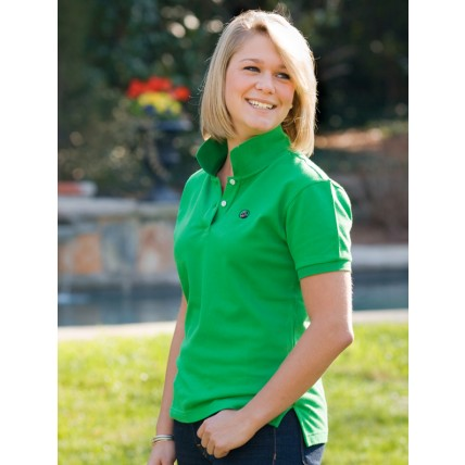 "Proper Polo ""Laid Back"" Kelly Green"